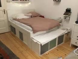 kallax ikea regal schlafzimmer möbel gebraucht kaufen