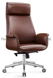 100 Modern Metal Chair Hot Item Swivel Leather Meeting Boss For Office