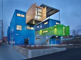 100 Cargo Container Buildings THE BOX OFFICE