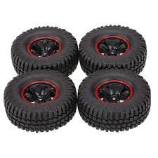 100 Rims For A Truck Mazoncom MonkeyJack Pack Of 4 103mm Wheels Rubber Tyres For 110
