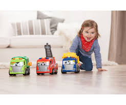 Happy Scania Fire Truck - Happy Series - Small Children - Themes ...