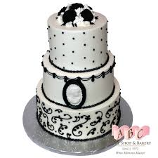 SKU 1429 Categories Black Colors Wedding Cakes