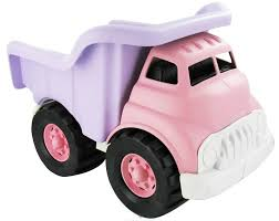 Green Toys Pink Dump Truck - Thinker Toys