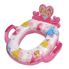 Mickey Mouse Potty Seat Walmart by Deluxe Soft Sound Potty Seat With Back Featuring Disney Princess