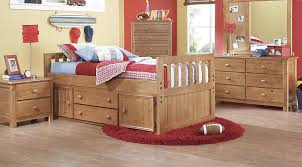 Twin Captains Bed With 6 Drawers by Creekside Taffy 6 Pc Twin Captain U0027s Bedroom Boys U0027 Bedroom Sets