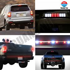 Round Led Truck Trailer Back-up Lights - 4