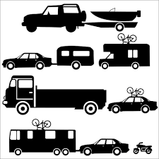 Rv And Boat Clipart