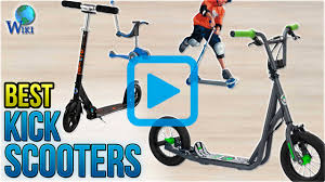 10 Best Kick Scooters