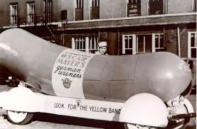 On July 18, 1936, The Oscar Mayer Weinermobile Made Its Debut. It's ...