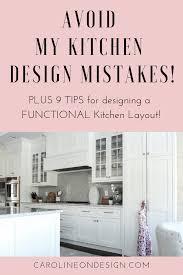 100 Kitchen Design Tips 9 For Ing A Functional Caroline On
