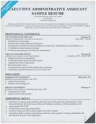 Sample Resume For Business Administration Graduate Perfect Resumes Skills Examples 0d