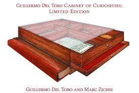 may138393 guillermo toro cabinet of curiosities ltd ed