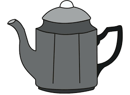 Clip Art Teapot Valuable Design Coffee Pot Coffeemaker Download Images Cartoon Bold Clipart