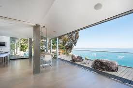 100 Glass Floors In Houses Modern Malibu Beach House Rooms With A View