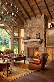 Rustic Living Room Design Small Ideas
