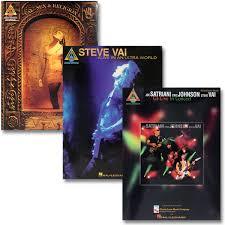 Official Steve Vai Alien Love Secrets Songbook