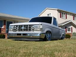 Lowered Ford Truck Picture #1 | Dropped Ford Truck Picture #1