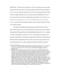 PER UN DANTE LATINO THE LATIN TRANSLATIONS OF DIVINE COMEDY IN NINETEENTH CENTURY ITALY