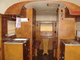 Still Looks Great Inside This Travel Coach Deluxe Camper
