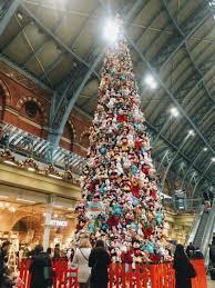 Disney Christmas Tree St Pancras Christy Pak Medium