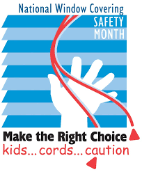 October Is National Window Cord Safety Month EcoSmart Shades