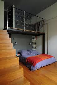mezzanine chambre adulte mezzanine pour adulte 6 aménagements chic pour gagner de la place