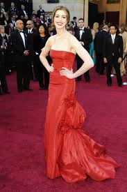 Boldly Going Vintage On The Oscars Red Carpet