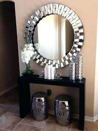 Console Table Ideas Small Entryway Decor Home Entrance Decorating Best Foyer On Designs For Dining