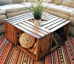 Coffee Tables Made From Pallets Table Out Of Ideal For Home Design Wine