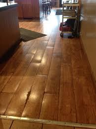 Hardwood Floor Buckled Water by Why Floors Fail Master Floor Covering Standards Institute