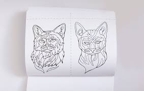 Adult Coloring Book Stress Relieving Cats Celebration Edition