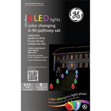 Ge Artificial Christmas Tree Replacement Bulbs by Peppermint Christmas Pathway Lights Christmas Lights Decoration