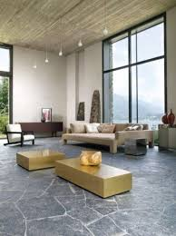 Random Flagstone Slate Flooring Is A Design Statement And Brings Lovely Texture To Your Room