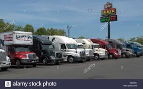 Pilot Travel Centers Truck Stop, Milford, CT Stock Photo: 72971736 ...