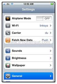 How to Check iPhone Firmware Version and iPhone Baseband Version