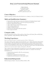 Summary Statement For Resume Examples General New