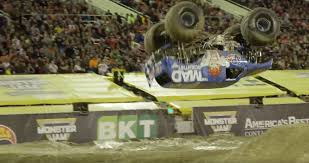 Lee O'Donnell Lands First Front Flip In History, Winning Monster Jam ...