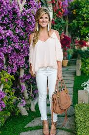 what to wear with white jeans everything you need to know