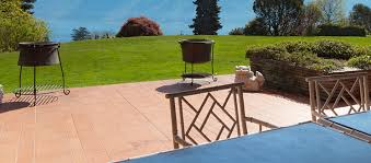 Limestone Company Backyard Patio