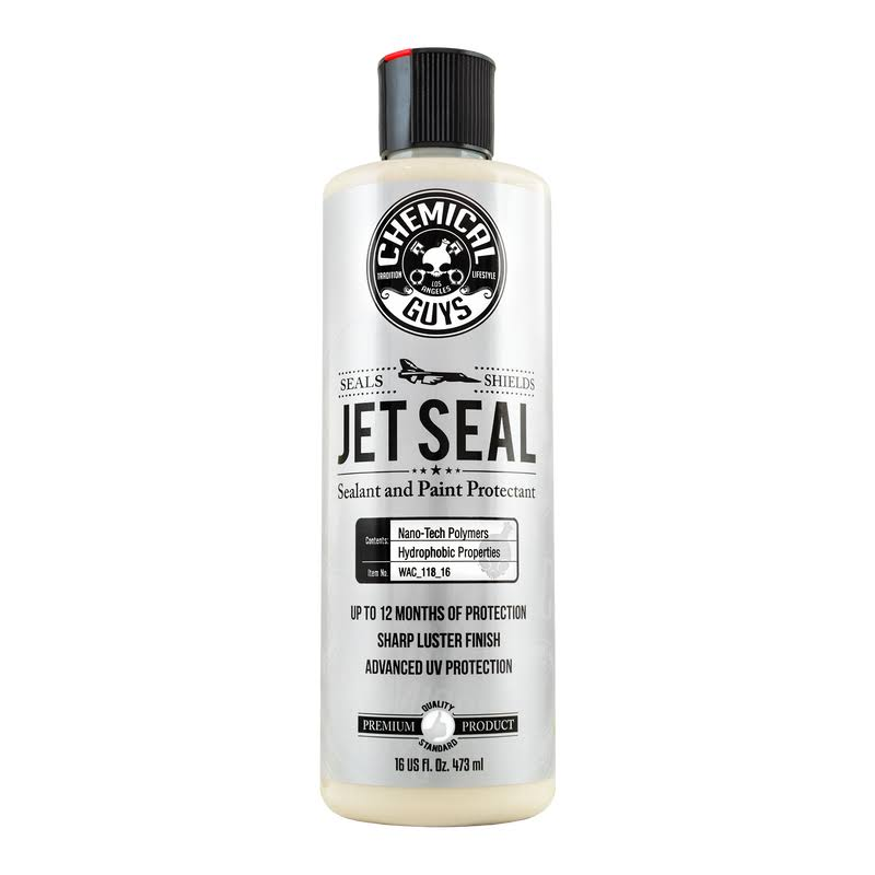 Chemical Guys Paint Sealant Protection System Jet Seal - 16oz