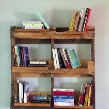 15 DIY Wooden Pallet Shelves