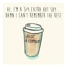 Im Just A Coffee