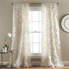 Lush Decor Belle Curtains by Stunning Lush Decor Curtains Contemporary Aamedallions Us