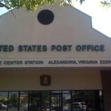 USPS Post fices 368 S Pickett St Alexandria VA Phone