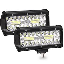 AMBOTHER LED Pods, 2pcs 7'' 240W Off Road Driving Lights LED Work ... Best Led Spotlights For Trucks Amazoncom Truck Lite Led Spot Light With Ingrated Mount 81711 Trucklite Rigid Industries D2 Pro Flush Mount Lights 1513 Senzeal 5d 90w 9000lm Cree Chip Flood Beam Offroad Work Great Whites Lights 4wds Cars 2x 4inch 1800lm 18wcree Led Bar Spotflood Lamp Green Hunting Fishing 10 Inch High Power For Vehicles 18w Cree Pod Fog Jeep Off Trucklitesignalstat 4x6 In 1 Bulb 1450 Lumen Black Rectangular 4 Inch 27w Round Amber Ligh 1030v Rund 35w Driving 3 Road Bars Trucks Offroad Sale