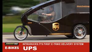 Electric Bike News. UPS Introduces It's First E-Trike Delivery ... Ups Will Build Its Own Fleet Of Electric Delivery Trucks Rare Albino Truck Rebrncom Mary On Twitter Come To Michigan Daimler Delivers First Fuso Ecanter Autoblog Orders 125 Tesla Semis Lost My Funko Shop Package Lightly Salted Youtube Now Lets You Track Packages For Real An Actual Map The Amazoncom Daron Pullback Truck Toys Games The Semi Perform Pepsico And Other Owners Top Didnt Get Painted Famous Brown Unveils Taylor Swiftthemed