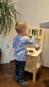 deskiturm waschtisch waschstuhl lernturm kinderwaschbecken