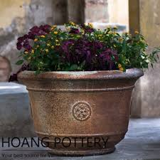 Quality Rustic Flower Pot Garden Decor
