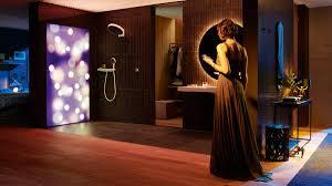 smarte beleuchtung in ihrer dusche hansgrohe at