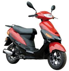 Brand New 50cc 4 Stroke Boom Moped Scooter PYT